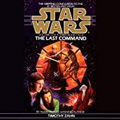 Star Wars: The Thrawn Trilogy, Book 3: The Last Command | Timothy Zahn