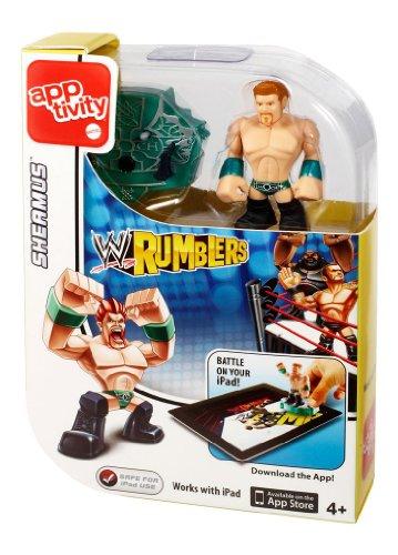 Mattel WWE Rumblers Apptivity Sheamus Figure