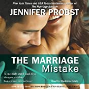 The Marriage Mistake | [Jennifer Probst]