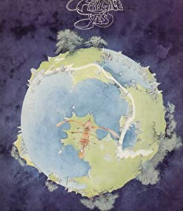 FRAGILE VINYL LP[1971] UK YES