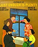 img - for Just Enough Is Plenty: A Hanukkah Tale book / textbook / text book