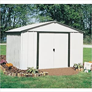 Bundle-03 Arlington Shed 10' x 8' (5 Pieces)