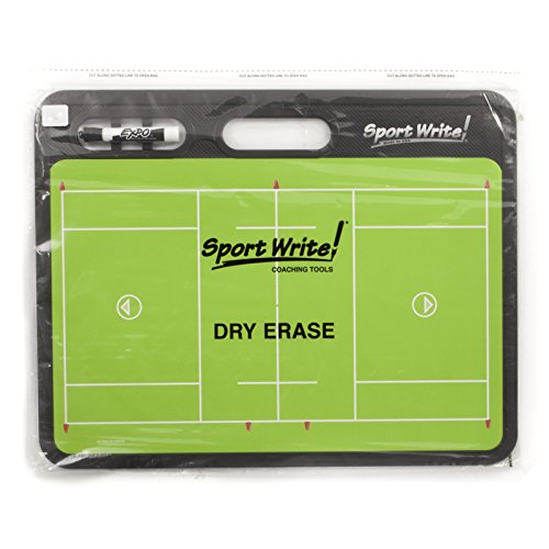 Sport Write Coaches Tool (Lacrosse Dry Erase Board compare prices)