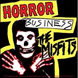 Licenses Products Misfits Horror Business Sticker