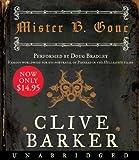 Clive Barker Mister B. Gone