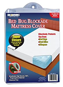 Amazon 10xNew 3 Zippered Dust Bed Bug Mite Barrier