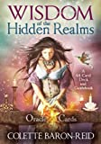 51neRUA1e7L. SL160  Wisdom of the Hidden Realms Oracle Cards: A 44 Card Deck and Guidebook