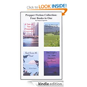 Prepper Fiction Collection: Four Books in One