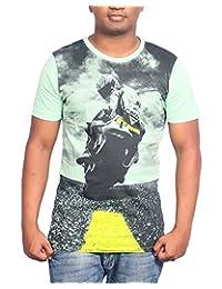Absolute F Men Cotton T-Shirt - B00WEGM6VE