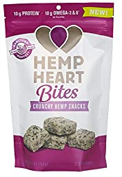 Manitoba Harvest Hemp Heart Bites, 4 Ounce