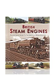 British Steam Engines Book [T79-4974-S]