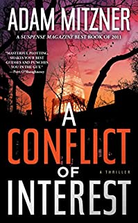 A Conflict Of Interest by Adam Mitzner ebook deal
