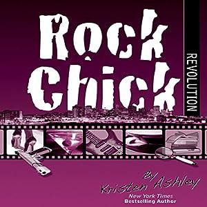 Rock Chick Revolution Audiobook