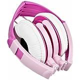 Panasonic RP-DJS200E-P Kopfhörer pink