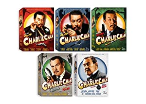 Charlie Chan Collection, Vol. 1 - 5