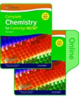 Complete Chemistry for Cambridge IGCSE® Print and Online Student Book Pack (Third edition)