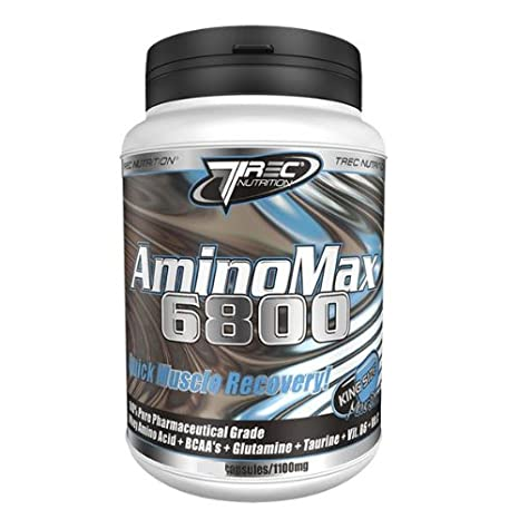 Hochqualitaet Aminosäuren fur Muskelaufbau 160 Kapseln -- Hydrolysat vom Isolat Molkenprotein + Taurin + Glutamin + Vitamin C + Vitamin B6