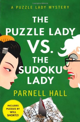 Image of The Puzzle Lady vs. The Sudoku Lady: A Puzzle Lady Mystery