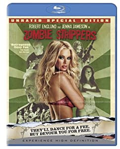Zombie Strippers [Blu-ray]