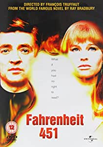 Fahrenheit 451 [Import anglais]