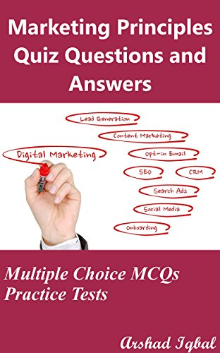 questions and answers introduction to marketing Best marketing management quizzes - take or create marketing management quizzes & trivia test yourself with marketing management quizzes, trivia, questions and answers.