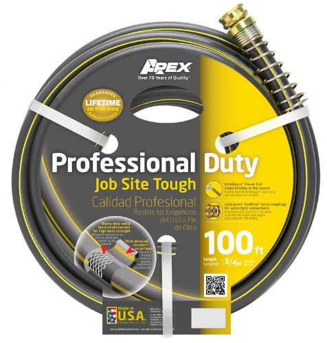 Apex-58-Inch-by-5-Foot-Commercial-Water-Hose-888VR