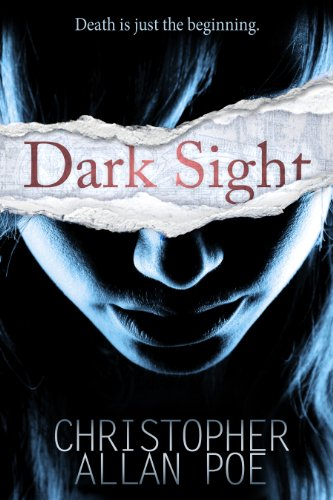 KND Freebies: Mesmerizing paranormal thriller DARK SIGHT is featured in today's Free Kindle Nation Shorts excerpt