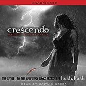 Crescendo: Hush, Hush Trilogy, Book 2 | Becca Fitzpatrick