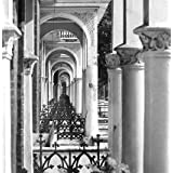 Arches and iron railing in Randolph Avenue, photo John Gay (V&A Custom Print)
