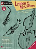 Lennon and McCartney: Jazz Play-Along Volume 29 (Jazz Play Along Series) (0634068466) by Beatles, The