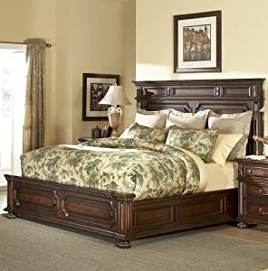 Panel Bed King