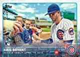 2015 Topps Update Baseball #US283 Kris Bryant Rookie Debut Card