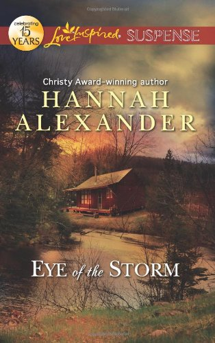 Image of Eye of the Storm (Love Inspired Suspense)