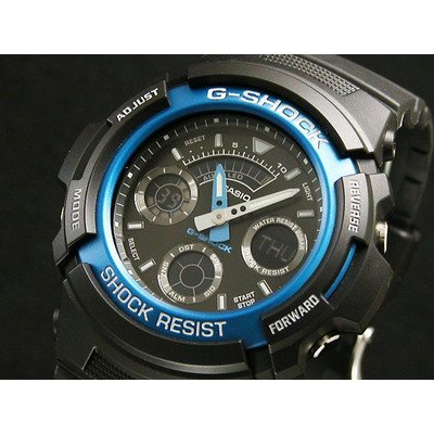 Gee and shock G-shock Casio CASIO G shock g-shock an analog-digital AW591-2 A [parallel import goods]