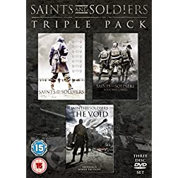Saints & Soldiers Triple Pack