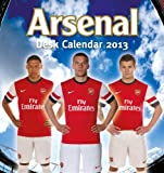 Official Arsenal FC Desk Easel 2013 Calendar