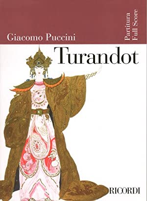 プッチーニ: オペラ 「トゥーランドット」/リコルディ社全曲版スコア