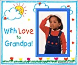 With Love to Grandpa Picture Frame Gift