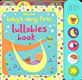 Stella Baggott Baby's Very First Lullabies Book (Baby's Very First Books)