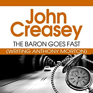 The Baron Goes Fast Audiobook