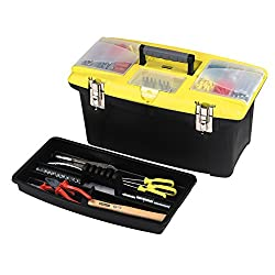 Stanley 92905 400mm Tools Storage or 16 Plastic Tool Box