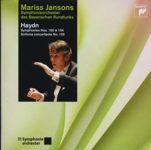 Symphony No 100 & 104 / Sinfonia Concertante