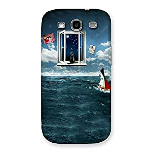 Premium Water Wonder Back Case Cover for Galaxy S3 Neo