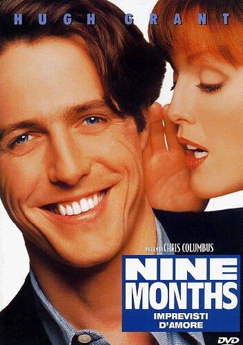 Nine months - Imprevisti d'amore [IT Import]