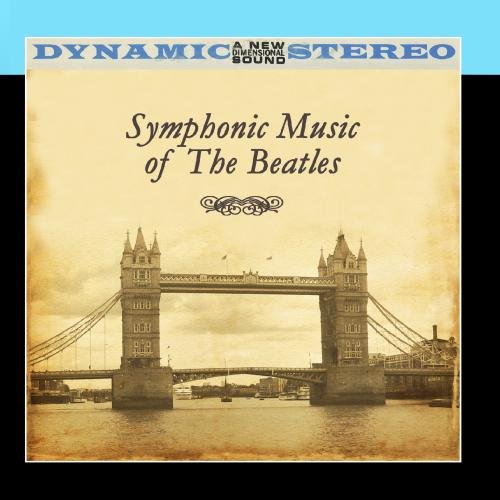 St. Martin's Orchestra Of Los Angeles - Symphonic Music Of The Beatles