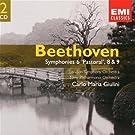 Beethoven : Symphonies n� 6, n� 8 et n� 9