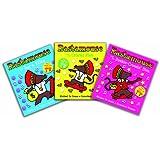 Rastamouse x 3 Book Set