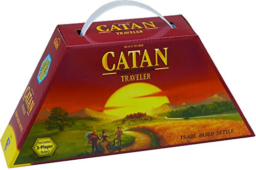 Catan: Traveler-Compact Edition Board Game (Ticket To Ride Travel compare prices)