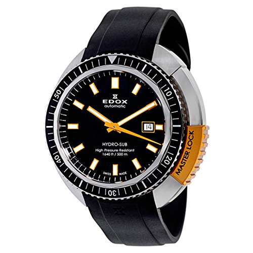 EDOX Hydro SUB Reloj de hombre 8030134326717nen