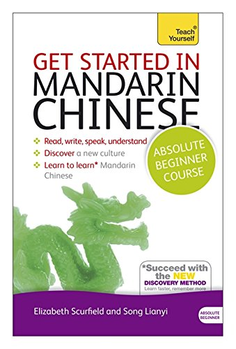 Get Started In Mandarin Chinese Book/CD Pack: Teach Yourself (Teach Yourself Book & CD Pack)